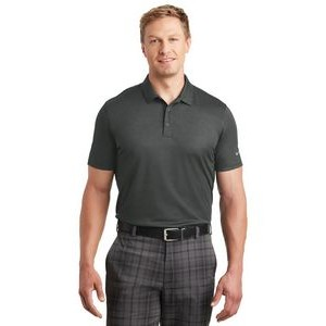Nike Golf Men's Dri-FIT Crosshatch Polo Shirt