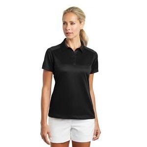 Nike Golf Ladies' Dri-FIT Pebble Texture Polo Shirt